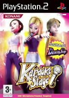 Karaoke Stage (Sony PlayStation 2, 2005)