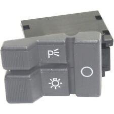 Gray Dash Mount Headlight Headlamp Switch Button for Chevy GMC Pickup Truck