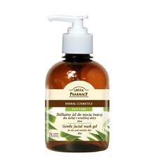 Green Pharmacy Gentle Facial Wash GEL Dry & Sensitive Skin Aloe 270ml