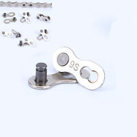 2pcs Magic MTB Bike Chain Buckle 10 Speed Bicycle Chain Link Joint Parts