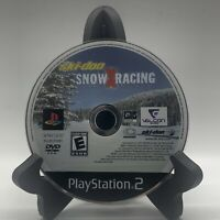 Ski-Doo Snow X Racing PS2 Disc Only Tested Sony Playstation 2 Ps2 Game Good 2007