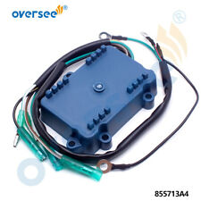855713A4 CDI Switch Box For Mercury Mariner Outboard 2T 855713A3 6-25HP 855713
