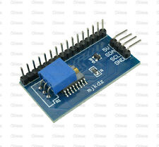 IIC/I2C/TWI/SPI Serial Interface Board Module For Arduino 1602 LCD Display