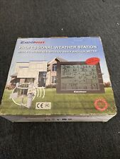 Excelvan professional Weather Station With pc Interface with Uv Index.(open box)