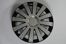 "SET OF 4 13"" PEUGEOT 106,107,1007,206,  WHEEL TRIMS COVER,RIMS,HUB,CAPS +GIFT #D"