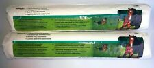 """2 Rolls - 3M - Gamgee Highly Absorbant Padding, Cotton, 18"""" x 7.5' 1396L New"""