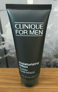 Clinique For Men - Moisturizing Lotion- New and Sealed - Full Size - 100ml