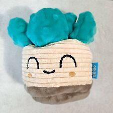 BARK BOX Dog Toy Plush SQUEAKULENT Succulent Cactus plant Spa Day Medium barkbox