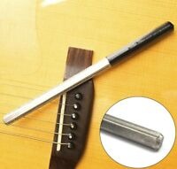 Guitar Fret Crowning URessing File with 3 Size Edges Professional Luthier ToH_UR