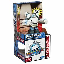 Transformers Battle Masters Barricade Figure Ages 5+ Hasbro New Toy Boys Robot