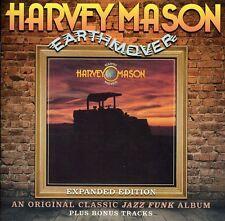 Harvey Mason, Sr., Harvey Mason Sr., Harvey Mason - Earthmover [New CD] Bonus Tr