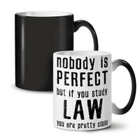 Law Studies Perfect NEW Colour Changing Tea Coffee Mug 11 oz | Wellcoda