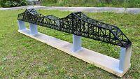 P&LE Bridge, Beaver, PA, Circa 1911' Cantilever design, N gauge L.E. NICE  sale