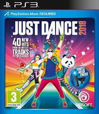 Just Dance 2018 18 - PS3 Playstation 3 - NEU OVP