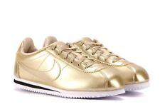 Nike Cortez se GS Juventud 859569-900 Dorado Metálico Star UK 5.5 EU 38.5 nos 6Y Nuevo
