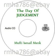 The Day Of Judgement By Mufti Ismail Menk. Audio CD Islamic Speech