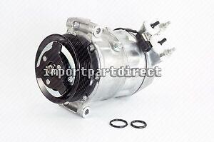 NEW A/C Compressor for Jaguar (XJ, XK, XKR 2010-2014); (XF, XFR 2010-2012) 5.0L