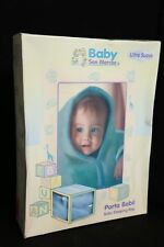 Baby San Marcos Baby Sleeping Bag (Blue) Made in Mexico Vintage NEW