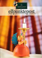 Zeitschrift/Magazin Elfpunktepost Wendt & Kühn Herbst+Winter 2016