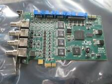 Matrox Morphis Y7281-00 MOR4VDE 63039621332 Frame Grabber Imaging
