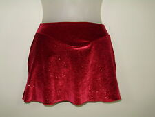 Ice/ Roller practice SKIRT  Velvet Girls Size 12