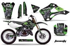 KAWASAKI KX 125/250 Graphic Kit AMR Racing Decal Sticker Part KX125/250 99-02 TX
