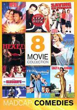 Madcap Comedies - 8 Hilarious Hits - Hero - Life Without Dick - Saving Silverman