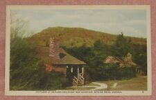 Cottages, Skyland & Stony Man Mountain, Skyline Drive, Virginia