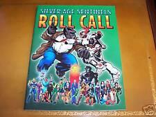 Goo: Tri Stat Systems - Roll Call