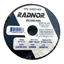 Assorted Size Radnor Welding Amp Soldering Aluminum Wire Spools