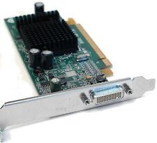 128MB PCI-E Dell P4007 ATi Radeon X 300 DMS-59 Graphique Carte Vidéo 8960