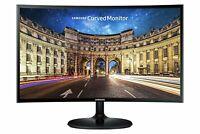 "Samsung Cf390 Series LC24F390FHNXZA 24"" LED Curved HD FreeSync Monitor"