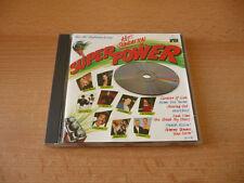 CD Super Power Hitsensation 1987: Nick Kamen Radiorama Sandra Don Johnson Taffy
