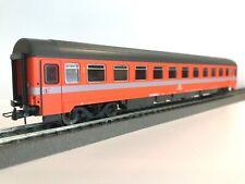 ROCO 44661.1-Voiture Eurofima I6 B11 livrée C1 2cl épIV/V SNCB 26,5cm état neuf
