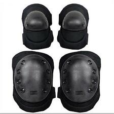 Taktische Ellenbogen Knieschoner Set Schutzausrüstung Set für Skateboard Skating