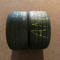 2x Pirelli P Zero MO 285/30 R19 98Y DOT 2816 Sommerreifen 7 mm