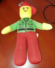 Lego Man Plush Toy