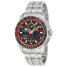 Citizen Skyhawk A-T Chronograph Perpetual Mens Watch JY8059-57E