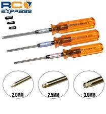 MIP Hex Driver Ball Wrench Set 2.0/2.5/3.0mm MIP9506