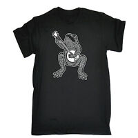 Frog Banjo T-SHIRT Toad Fashion String Instrument Music Tee birthday funny gift