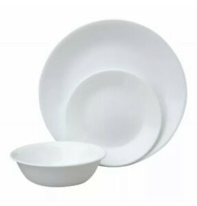 Corelle Winter Forest  12-piece Dinnerware Set, Service for 4 Brand New