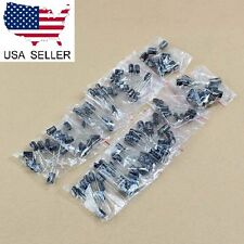 120pcs 12 values 0.22UF-470UF Aluminum electrolytic capacitor assorted kit