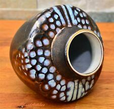 Ceramano Keramik Vase Serie Negro Hans Welling Design 60er 70er Jahre Design