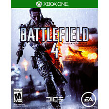 Battlefield 4 Xbox One [Brand New]