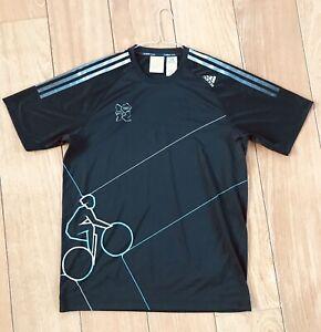 Adidas Olympic London 2012 CYCLING SHIRT MEDIUM Climacool (NEW)
