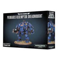 Primaris Redemptor Dreadnought Space Marines Warhammer 40K NIB Flipside