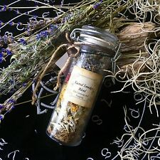 Smudge Incense Blend Custom Sage Mix Apothecary Aromatherapy Native