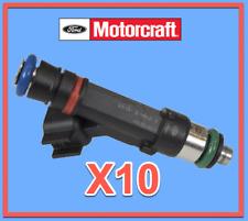 YRS 00-05 Ford Excursion 6.8L V10 GENUINE OEM Bosch REFURB 10pc Fuel Injectors