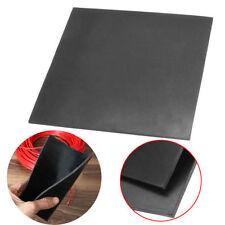 152x152x3mm Schwarz Gummimatte Gummiplatte Gummi Bautenschutz Matte Unterlage