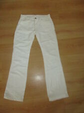 Pantalon Diesel Blanc Taille 36 à - 57%